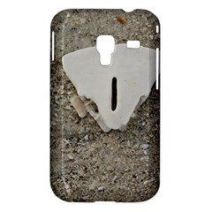 Quarter of a Sand Dollar Samsung Galaxy Ace Plus S7500 Case