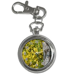 Yellow Bells Key Chain & Watch