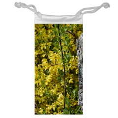 Yellow Bells Glasses Pouch