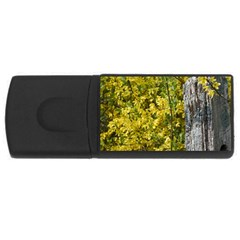 Yellow Bells 4Gb USB Flash Drive (Rectangle)