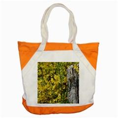 Yellow Bells Snap Tote Bag