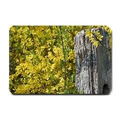 Yellow Bells Small Door Mat