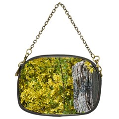 Yellow Bells Single-sided Evening Purse