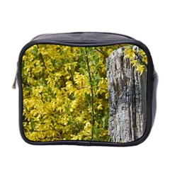 Yellow Bells Twin-sided Cosmetic Case