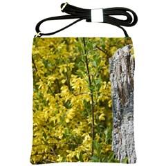 Yellow Bells Cross Shoulder Sling Bag