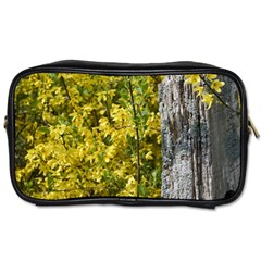 Yellow Bells Twin Sided Personal Care Bag