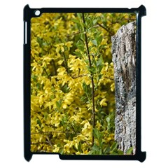 Yellow Bells Apple Ipad 2 Case (black)