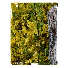Yellow Bells Apple Ipad 3/4 Hardshell Case (compatible With Smart Cover)
