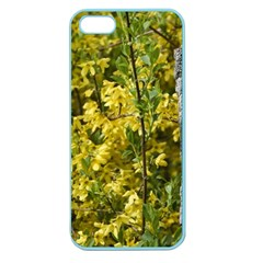 Yellow Bells Apple Seamless Iphone 5 Case (color)