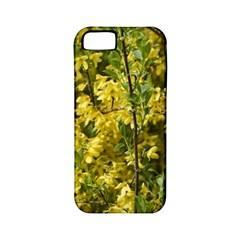 Yellow Bells Apple Iphone 5 Classic Hardshell Case (pc+silicone)