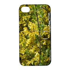 Yellow Bells Apple iPhone 4/4S Hardshell Case with Stand