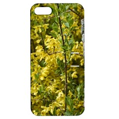 Yellow Bells Apple Iphone 5 Hardshell Case With Stand