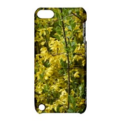 Yellow Bells Apple iPod Touch 5 Hardshell Case with Stand