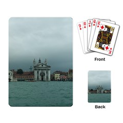 Venice Standard Playing Cards