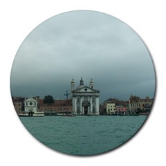 Venice 8  Mouse Pad (round)
