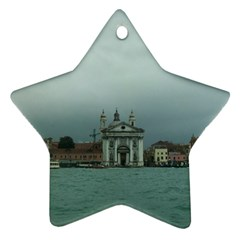 Venice Ceramic Ornament (Star)