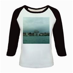 Venice Long Sleeve Raglan Womens'' T Shirt