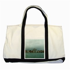 Venice Two Toned Tote Bag