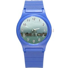 Venice Round Plastic Sport Watch Small