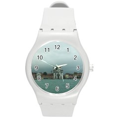 Venice Round Plastic Sport Watch Medium