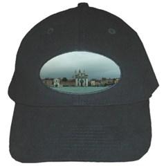 Venice Black Baseball Cap