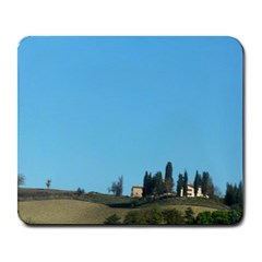 Italy Trip 001 Large Mouse Pad (rectangle)
