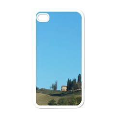 Italy Trip 001 White Apple Iphone 4 Case