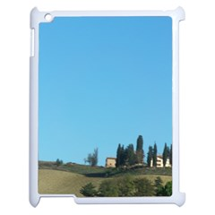 Italy Trip 001 Apple iPad 2 Case (White)