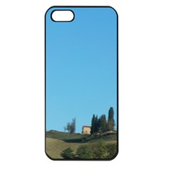 Italy Trip 001 Apple iPhone 5 Seamless Case (Black)