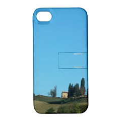 Italy Trip 001 Apple iPhone 4/4S Hardshell Case with Stand