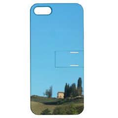 Italy Trip 001 Apple iPhone 5 Hardshell Case with Stand