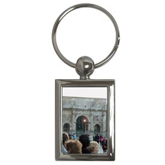 Rome Key Chain (Rectangle)