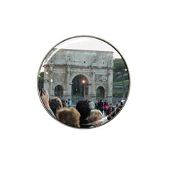 Rome Golf Ball Marker (for Hat Clip)