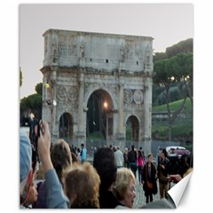 Rome 20  x 24  Unframed Canvas Print