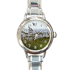 Cocoa Beach, Fl Classic Elegant Ladies Watch (Round)