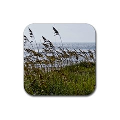 Cocoa Beach, Fl Rubber Drinks Coaster (Square)