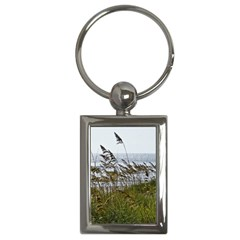 Cocoa Beach, Fl Key Chain (Rectangle)