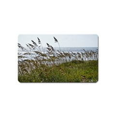 Cocoa Beach, Fl Name Card Sticker Magnet