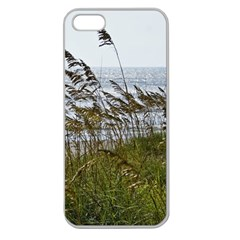 Cocoa Beach, Fl Apple Seamless iPhone 5 Case (Clear)