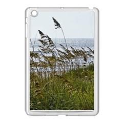Cocoa Beach, Fl Apple iPad Mini Case (White)