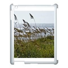 Cocoa Beach, Fl Apple iPad 3/4 Case (White)
