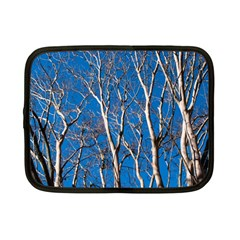 Trees On Blue Sky 7  Netbook Case