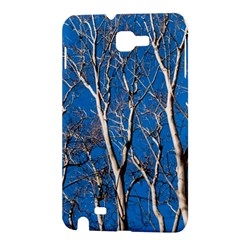 Trees on Blue Sky Samsung Galaxy Note 1 Hardshell Case