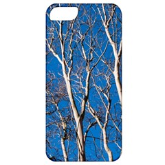 Trees On Blue Sky Apple Iphone 5 Classic Hardshell Case