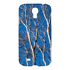 Trees on Blue Sky Samsung Galaxy S4 Hardshell Case