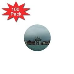 Venice 100 Pack Mini Button (Round)