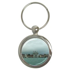 Venice Key Chain (round)