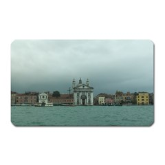 Venice Large Sticker Magnet (Rectangle)