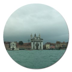 Venice Extra Large Sticker Magnet (Round)
