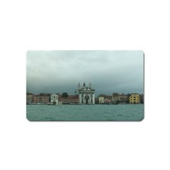 Venice Name Card Sticker Magnet